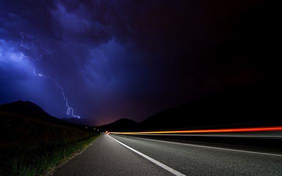 Photo free storm, nature, landscape
