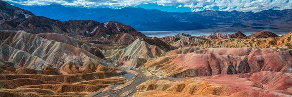 Фото бесплатно горы, панорамный, США