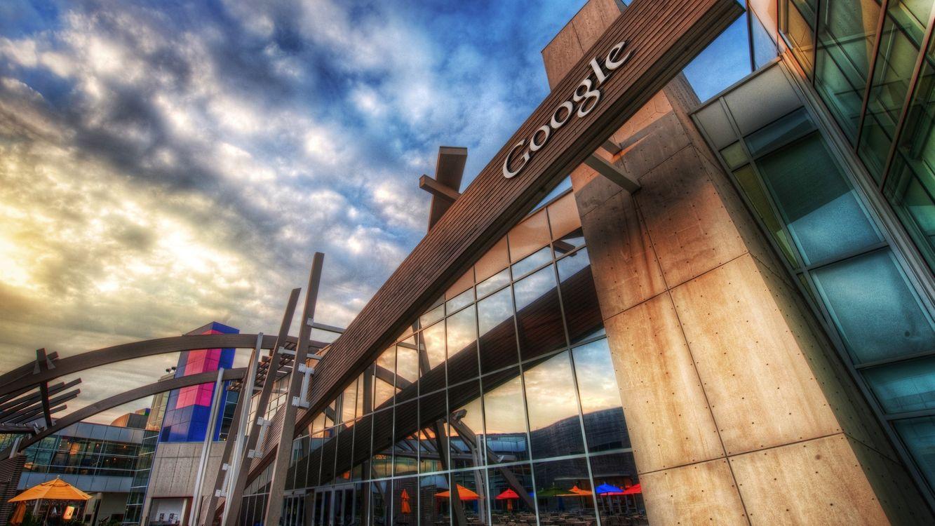 Фото бесплатно Google, строительство, HDR, building, разное