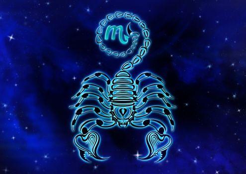 Photo free Scorpio, zodiac sign, horoscope