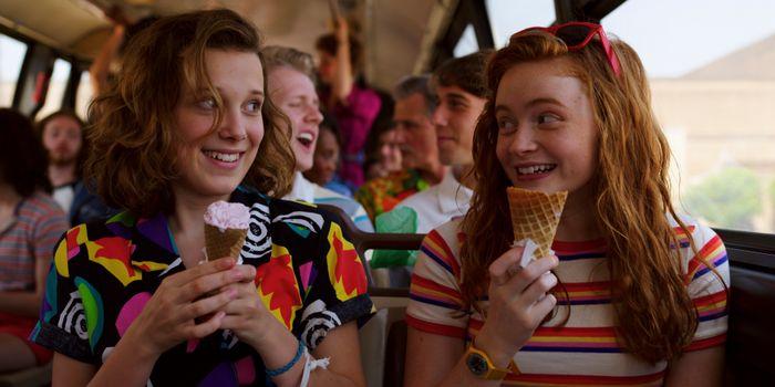 Photo free children, Stranger Things Season 3, TV show