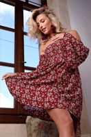 Фото бесплатно женщина, Cara Mell, блондинка