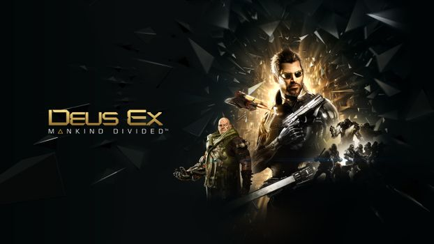 Photo free Deus Ex: Mankind Divided, computer games, screen saver