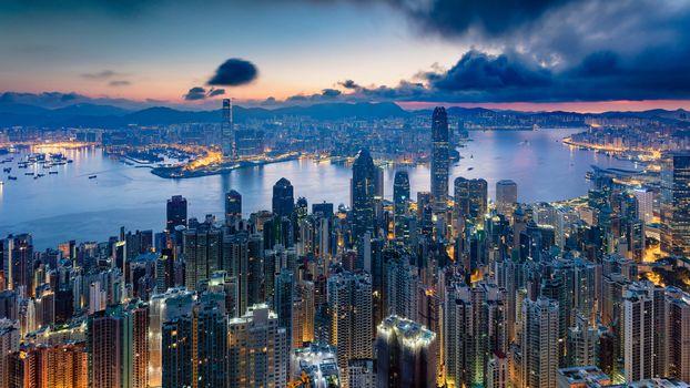 Фото бесплатно Hong Kong, Китай, Гонконг