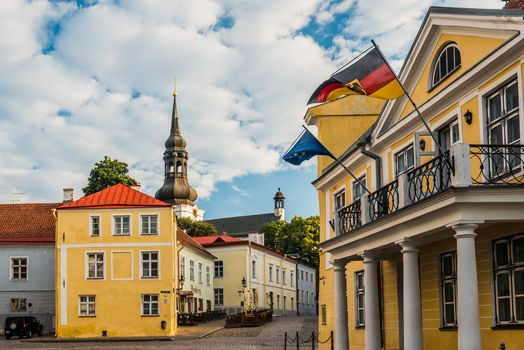 Фото бесплатно города, церковь, Таллин