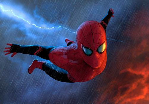 Download spiderman, superhero pictures for free