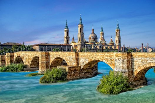 Saver spain, basilica del pilar on android