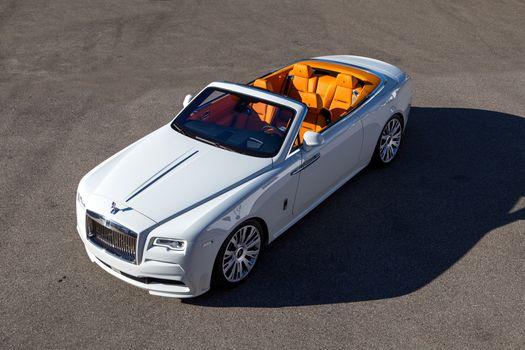Photo free Rolls Royce Dawn, luxury, cars
