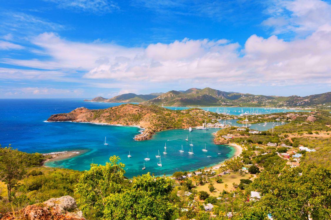 Фото бесплатно море, яхты, пейзаж, пейзажи