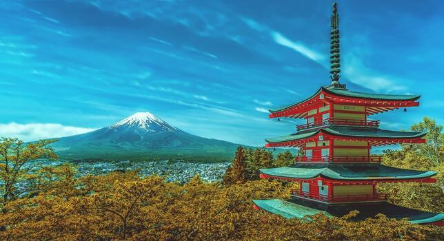 Photo free fuji volcano, fuji, ecosystem
