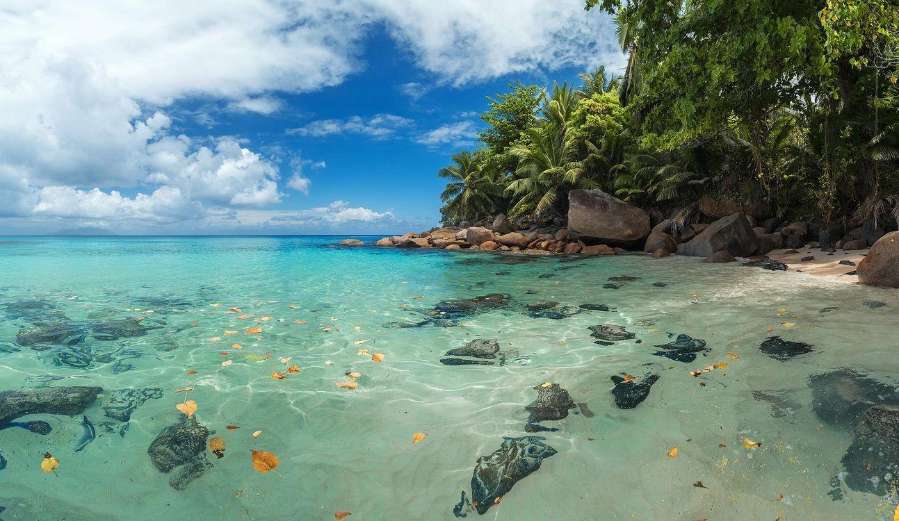 Фото бесплатно остров берег пляж - на рабочий стол