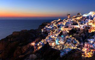 Бесплатные фото Греция,остров,Санторин,Санторини