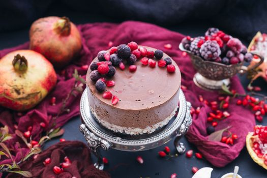 Photo free food, cake, grenade
