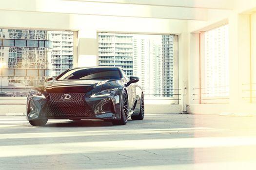 Фото бесплатно Lexus Lc 500, Lexus, 2020 автомобили