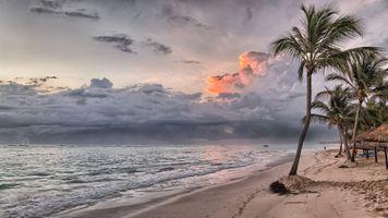 Фото бесплатно пляж, доминиканская республика, карибский бассейн