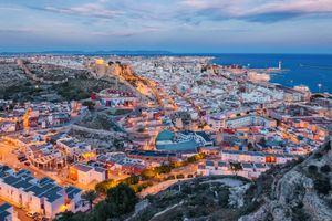 Бесплатные фото Альмерия,Серро-де-ла-Меллизас,Андалусия,Испания