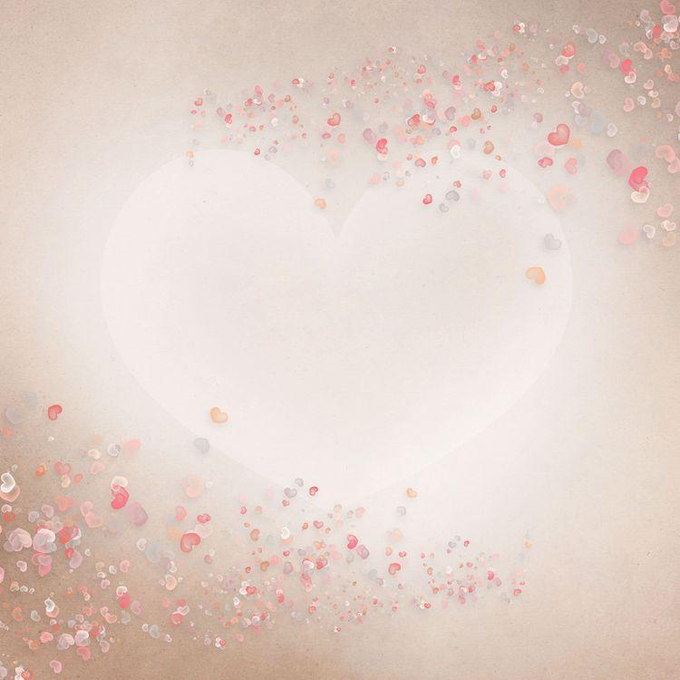 Фото бесплатно фон, текстура обои, сердечки - на рабочий стол
