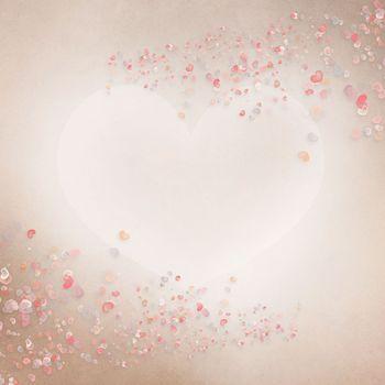 Заставки фон, текстура обои, сердечки