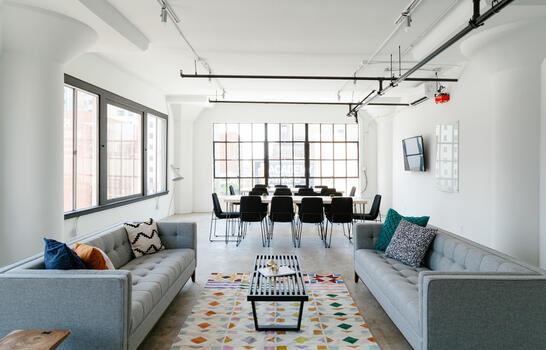 Photo free interior, loft, property