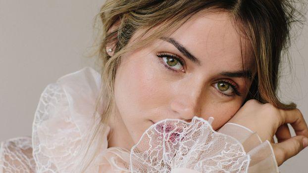 Photo free Ana De Armas, closeup, сelebrities