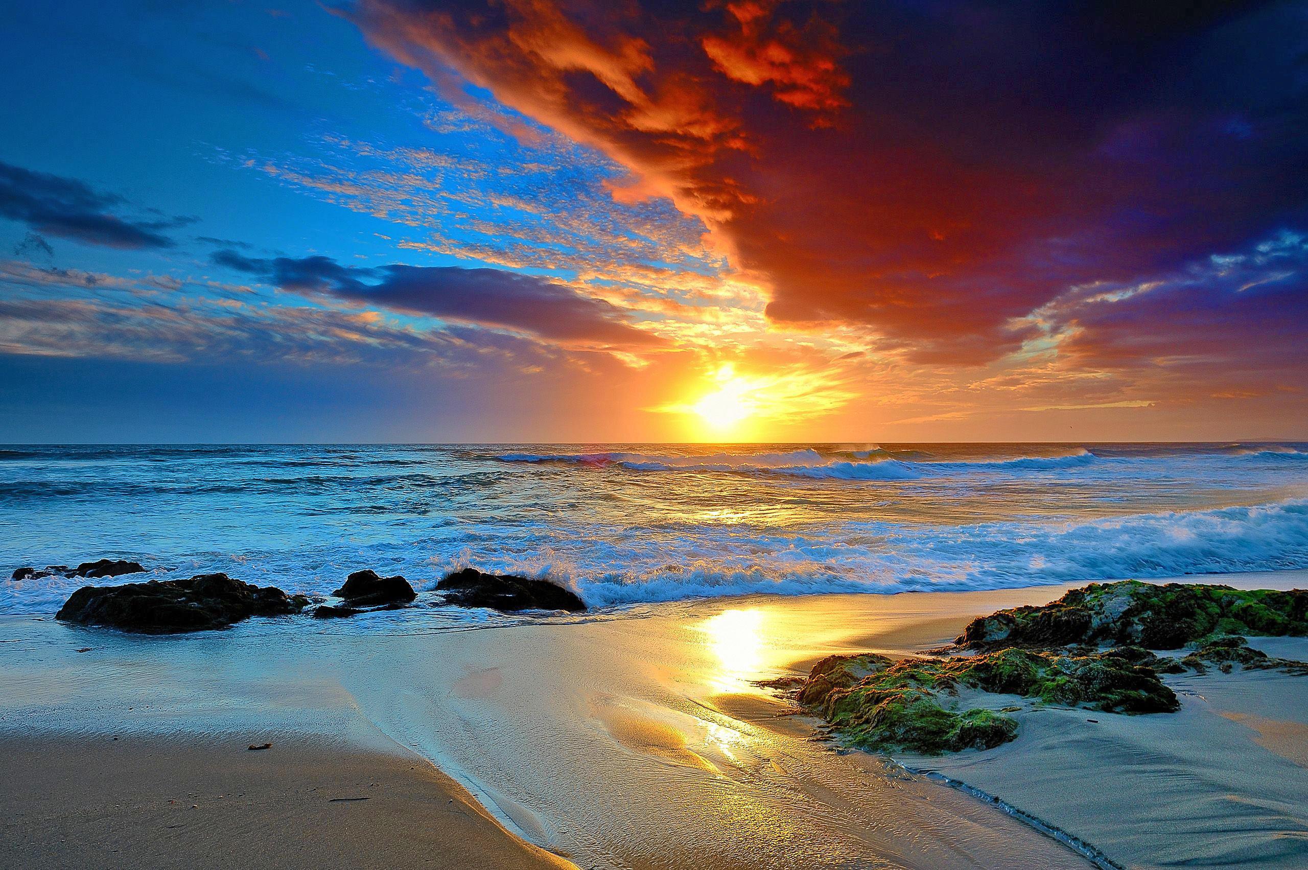 Картинки закат и море на телефон, керамика открытка