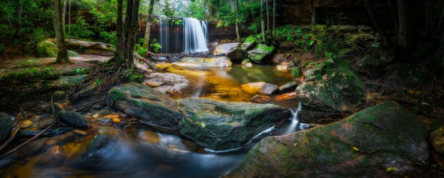 Download picture of waterfall, australia for free for your desktop