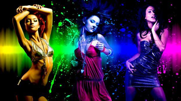 Бесплатные фото девушки,модели,красотки,позы