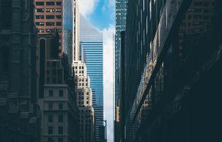 Бесплатные фото kiwipattern,текстура,рисунок,Нью-Йорк,город,здание,городской