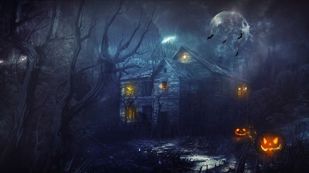 Фото бесплатно Хэллоуин, halloween, фантастика