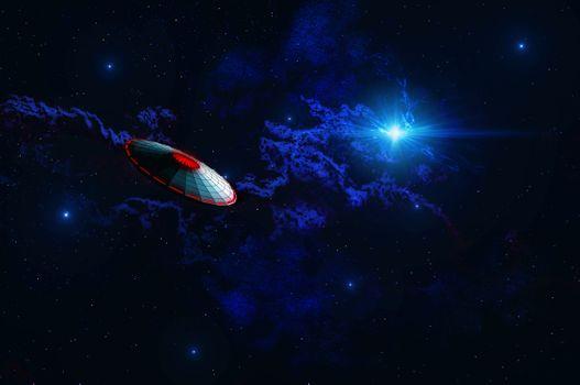 Фото бесплатно невесомость, вакуум, летающие тарелки