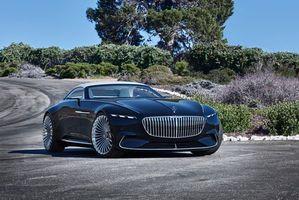 Бесплатные фото Mercedes-Maybach 6 Cabriolet,машина,автомобиль