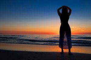 Фото бесплатно пляж, Майами, океан