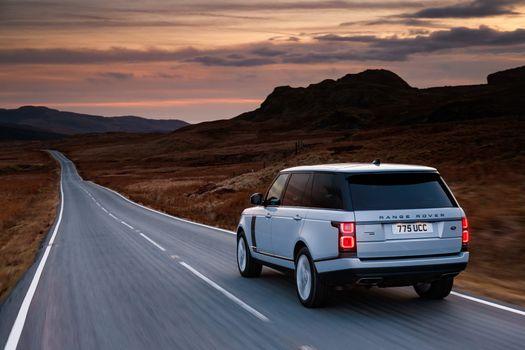 Photo free Range Rover Svautobiography, cars, 2018 cars