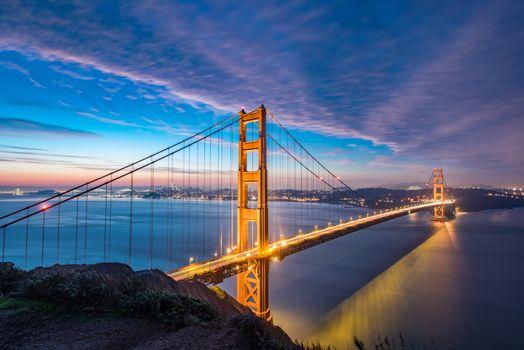 Заставки Golden Gate Bridge, Bridge, San Francisco