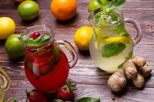 Бесплатные фото напиток,лимонад,кувшины,цитрус
