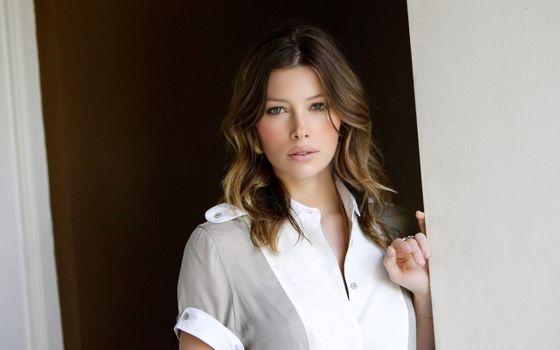 Фото бесплатно Jessica Biel, актриса, модель