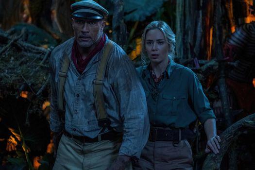 Photo free Jungle Cruise, 2021 Movies, Duane Jonson