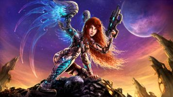 Photo images art, fantasy