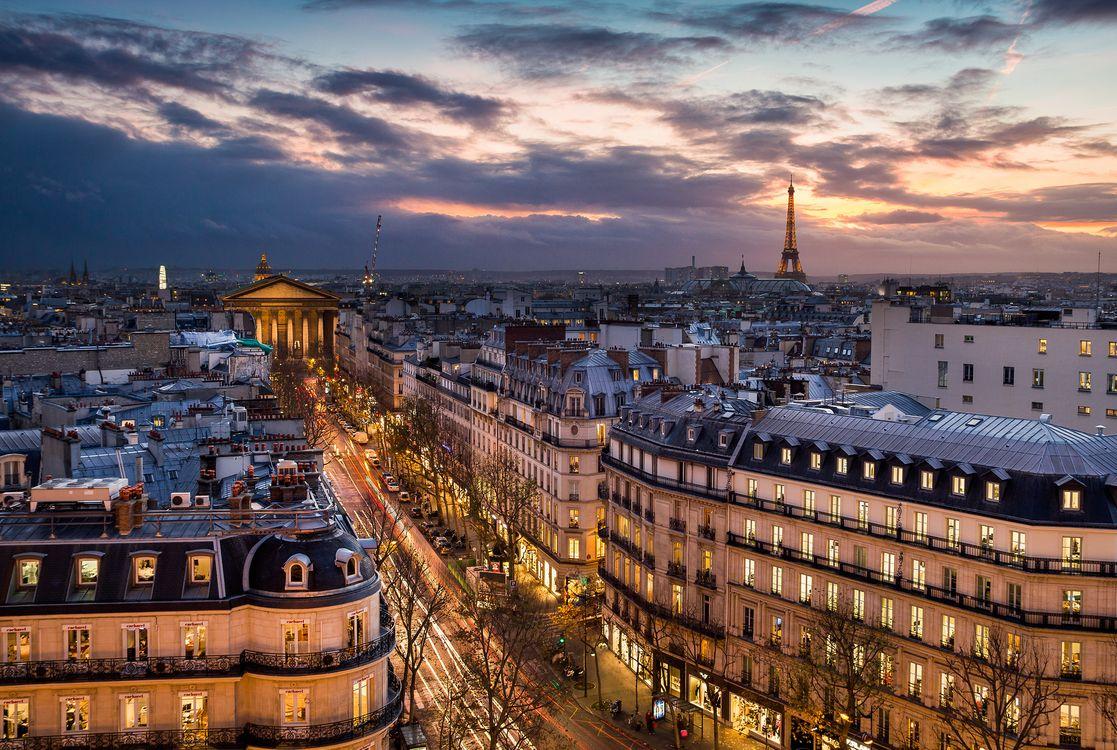 Фото бесплатно Франция, Париж, Ущелье - на рабочий стол