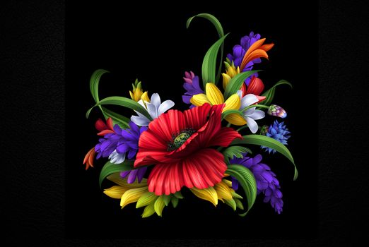 Photo free art, flowers, bouquet