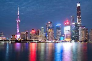 Фото бесплатно Шанхай, Китай, Ночь