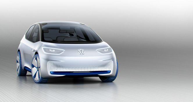 Photo free volkswagen id, volkswagen, concept cars